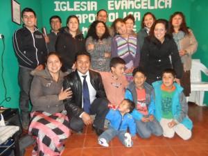 Iglesia Evangélica Apostólica del Nombre de Jesús Lebu Chile