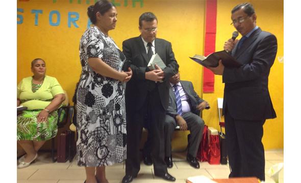 Iglesia Evangélica Apostólica del Nombre de Jesús españa