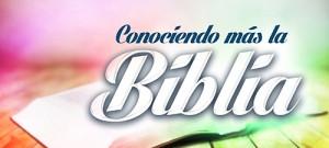 Iglesia Evangélica Apostólica del Nombre de Jesús conociendo la biblia
