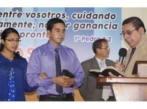PASTOR DE APOYO PARA LA OBRA MISIONERA