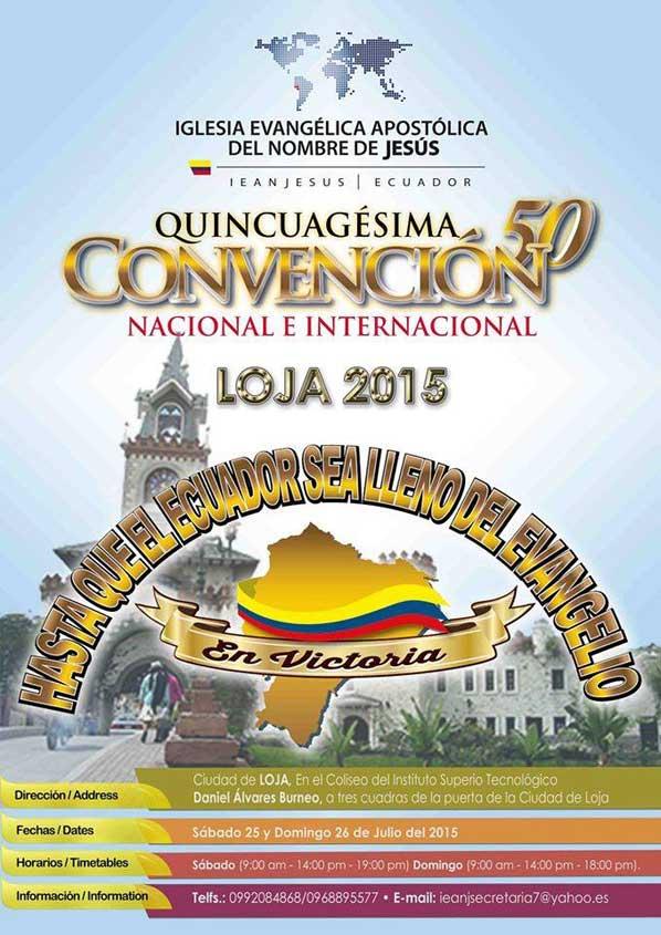 Quincuagésima Convención